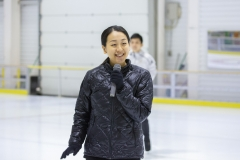 浅田真央スケート教室(埼玉)_6