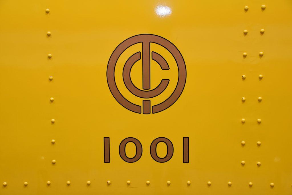 地下鉄車両1001号車 - 機械遺産第86号認定