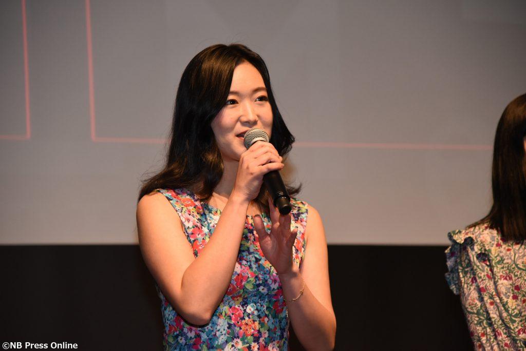 佐々木心音 - 第30回東京国際映画祭