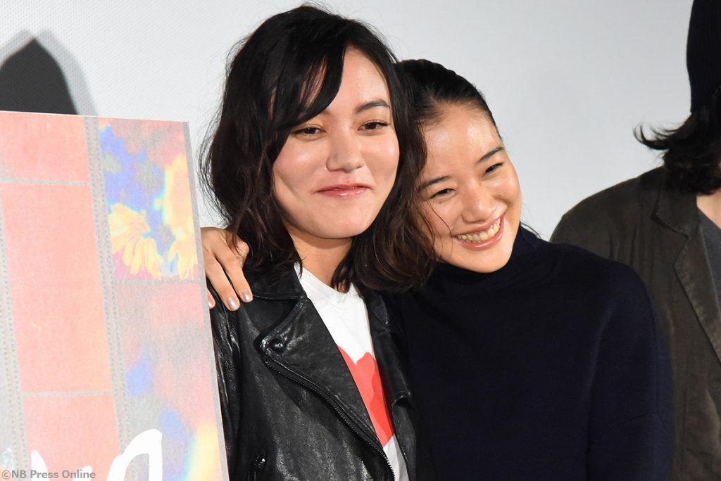 鈴木杏&蒼井優 - 花とアリス