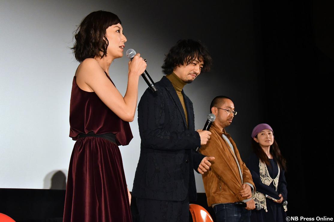 斎藤工 - 新海誠オールナイト in 東京国際映画祭