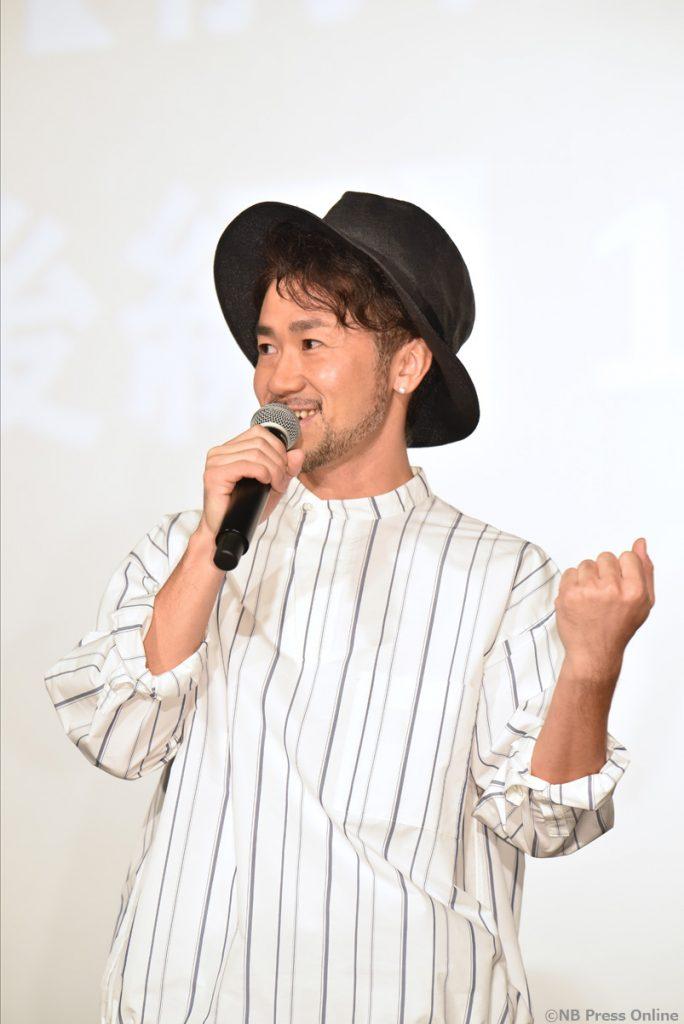 『ナオト・インティライミ冒険記 旅歌ダイアリー2』<前編>舞台挨拶