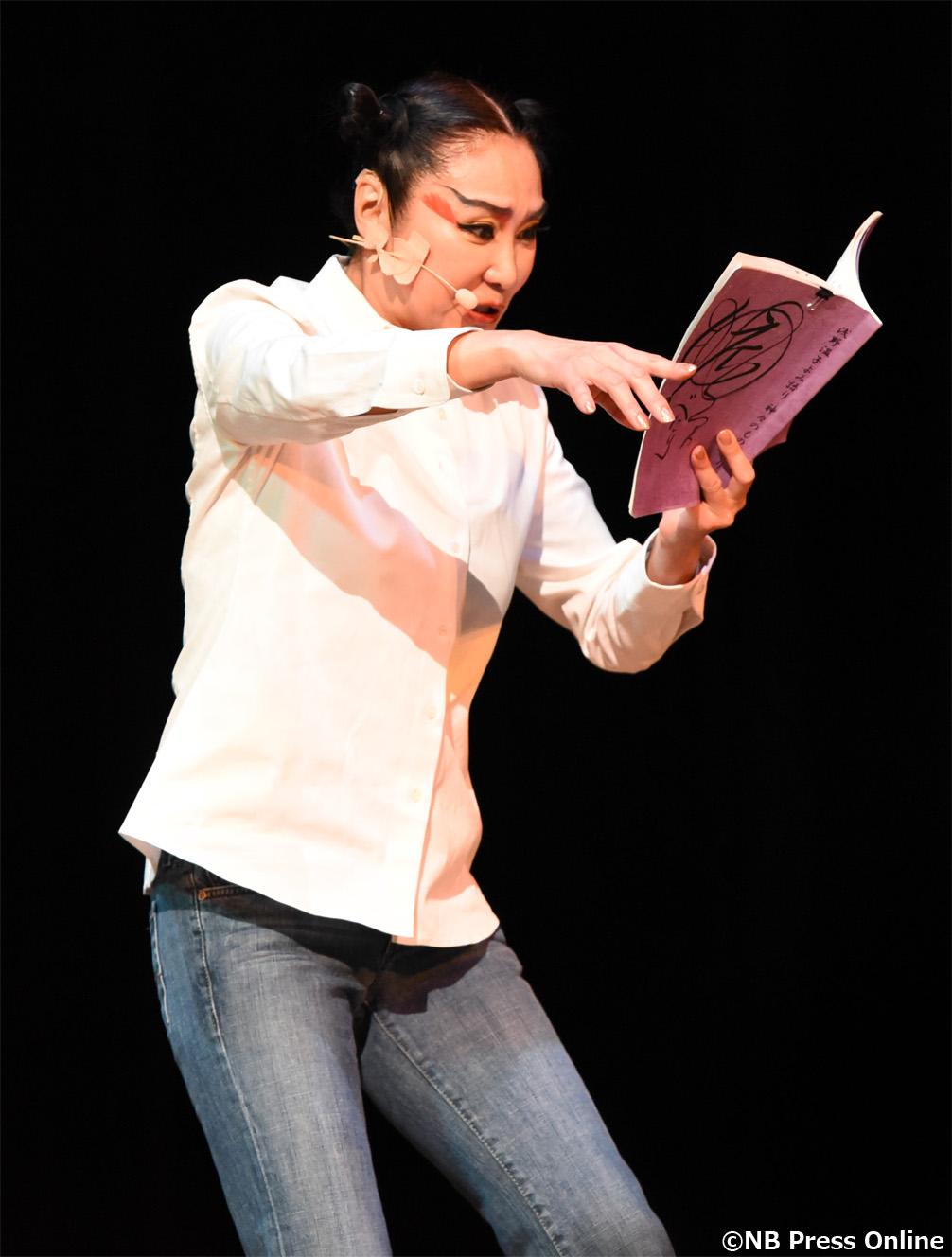 浅野温子 - 「古代歴史文化賞」記念シンポジウム
