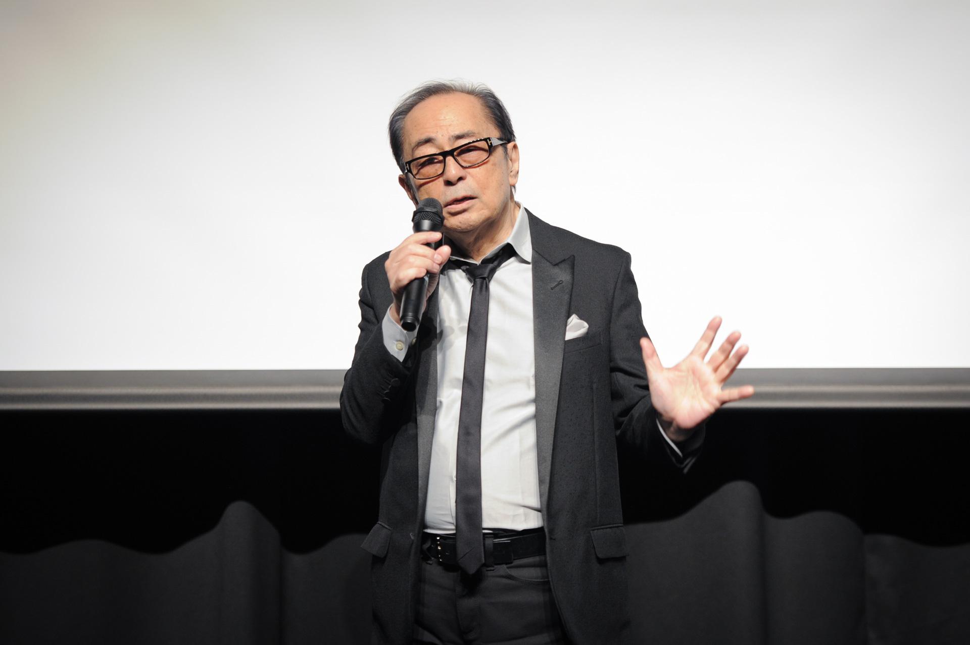「角川映画シネマ・コンサート」制作発表記者会見