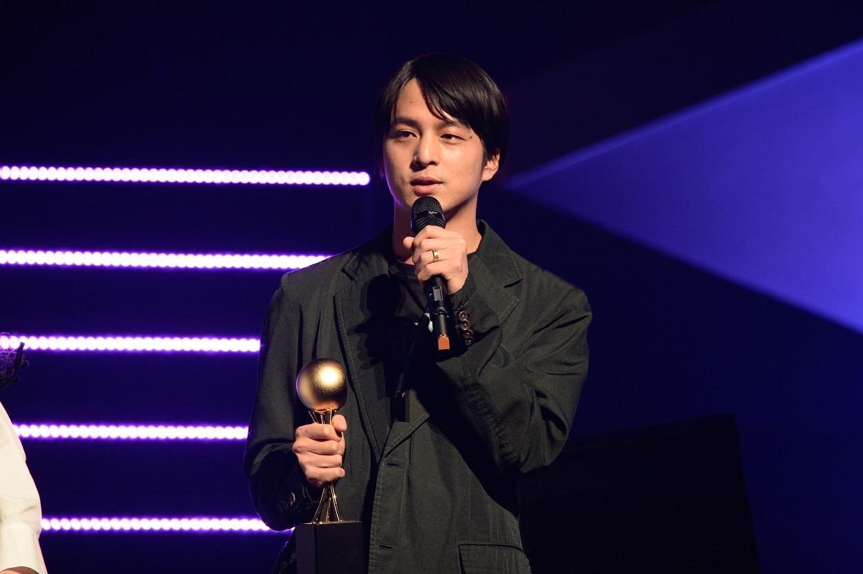 山田健人 - SPACE SHOWER MUSIC AWARDS 2018