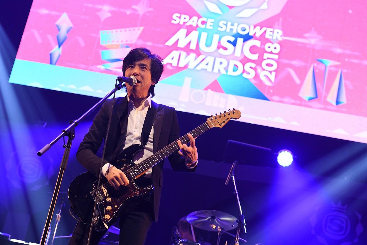 エレファントカシマシ - SPACE SHOWER MUSIC AWARDS 2018
