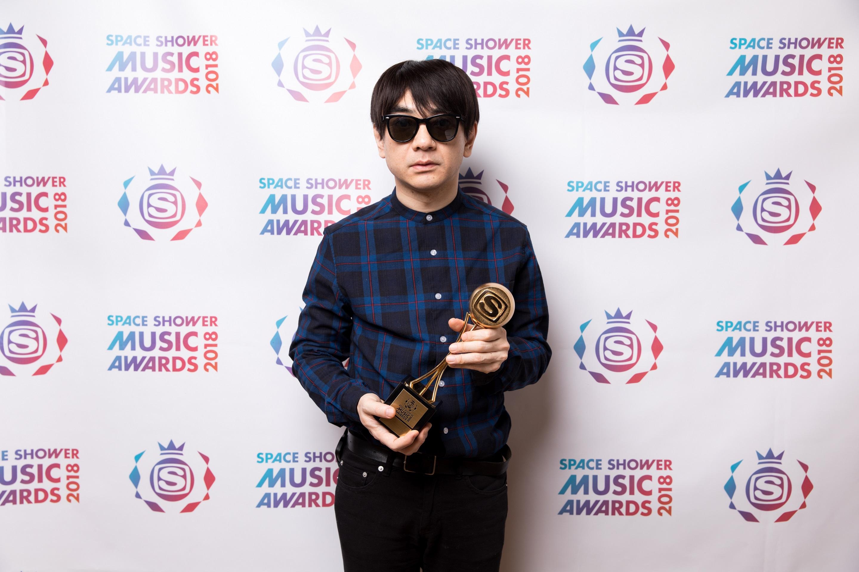 Cornelius - SPACE SHOWER MUSIC AWARDS 2018