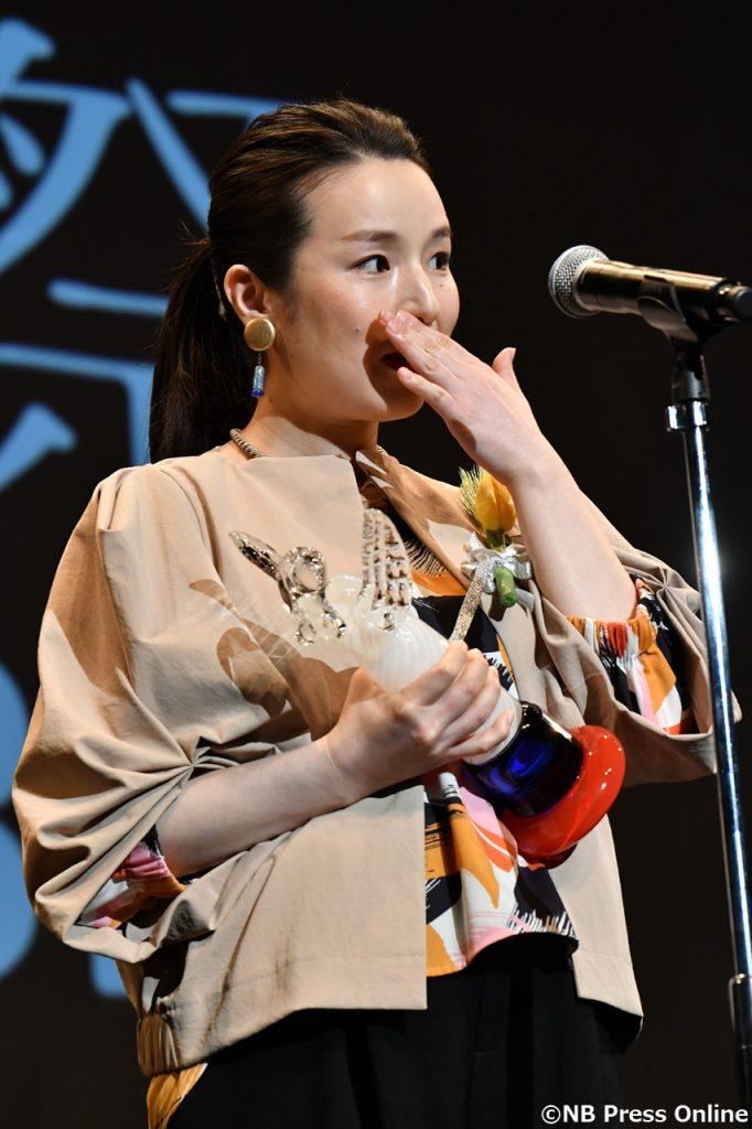 『真白の恋』- 第32回高崎映画祭 授賞式