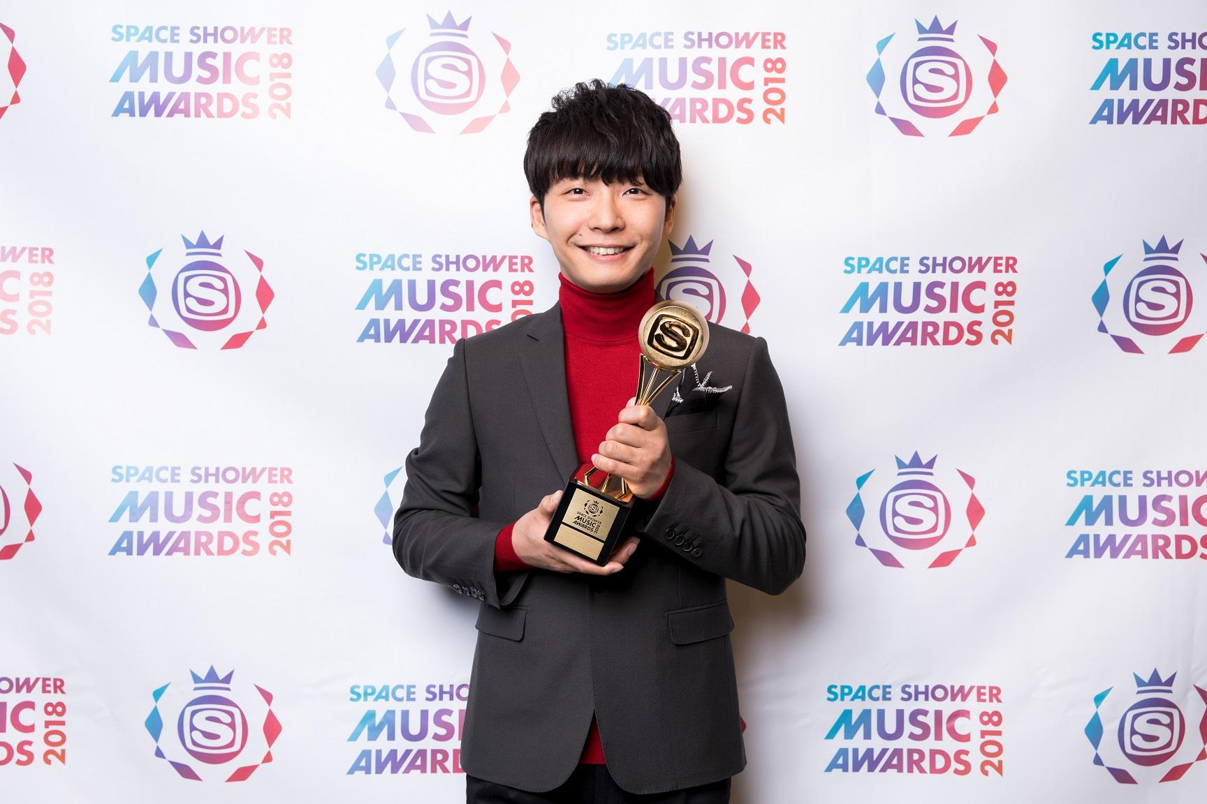 星野源 - SPACE SHOWER MUSIC AWARDS 2018