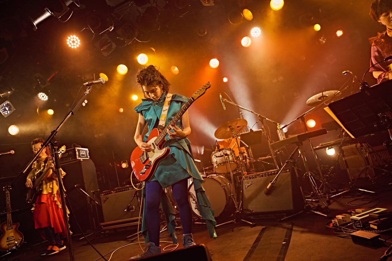 のんシガレッツ/ファースト・ライブ