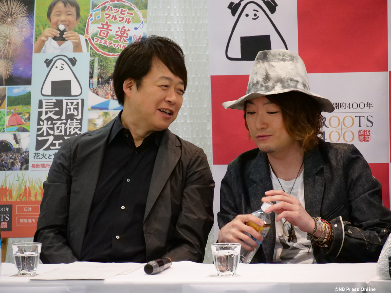 長岡米百俵フェス~花火と食と音楽と2018~