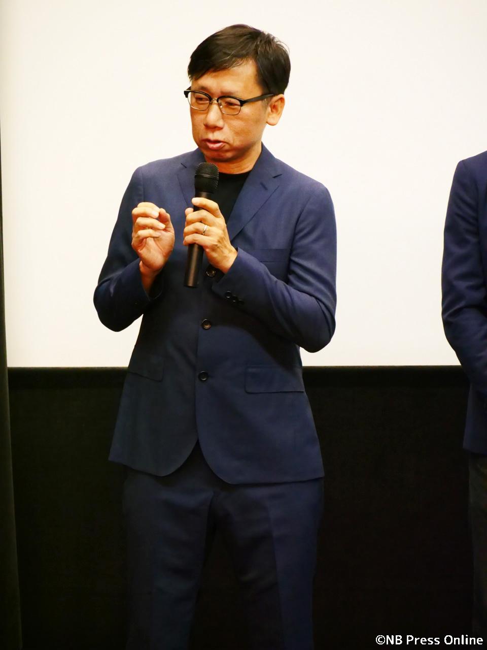 小島淳二 監督
