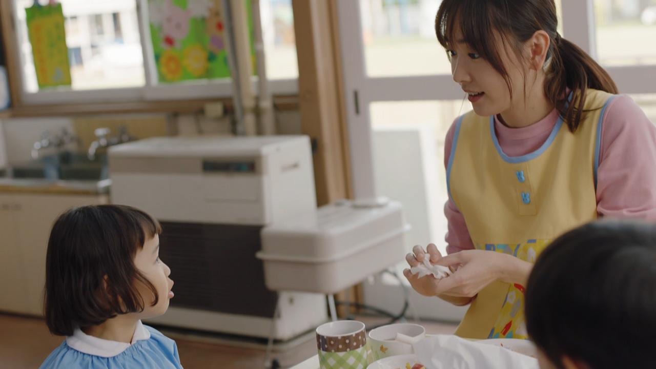 新垣結衣 - クリネックスCM第2弾