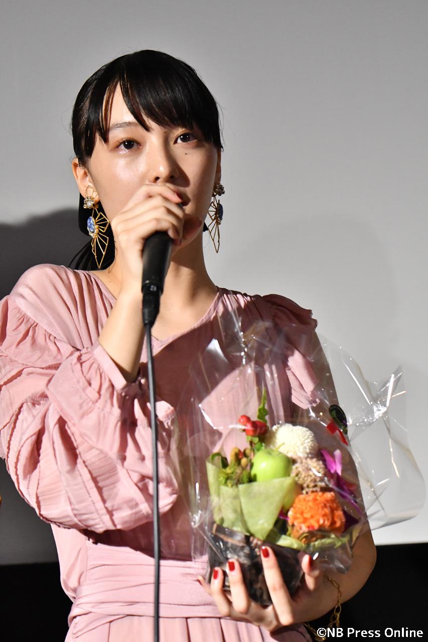 山田愛奈 - 映画『いつも月夜に米の飯』