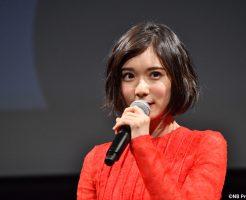 松岡茉優 - 第31回東京国際映画祭アンバサダー就任