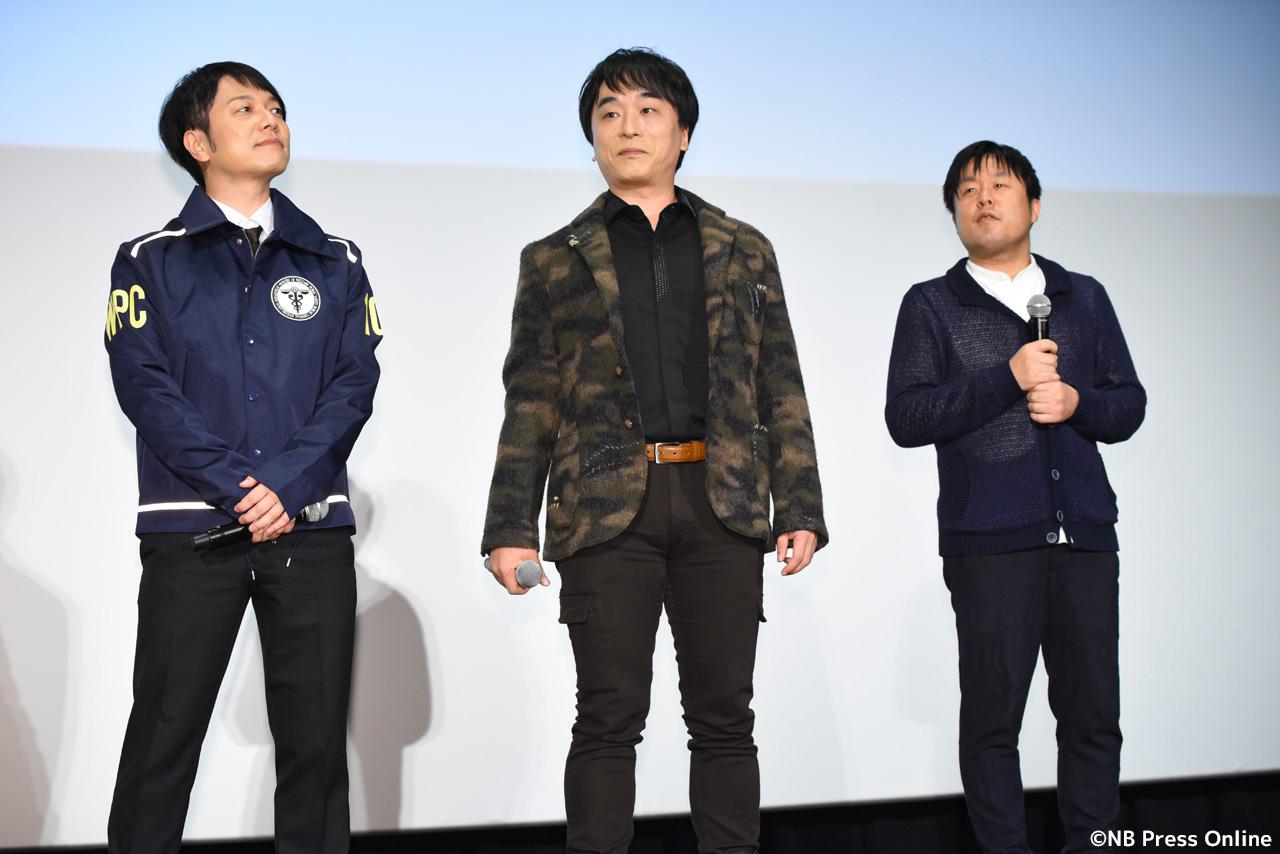 第31回東京国際映画祭特別招待作品『PSYCHO-PASS サイコパスSinners of the System』