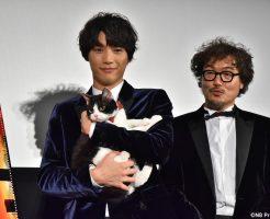『旅猫リポート』舞台挨拶