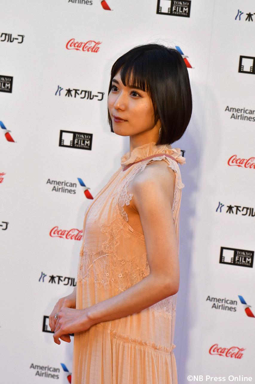 松岡茉優 - 東京国際映画祭2018