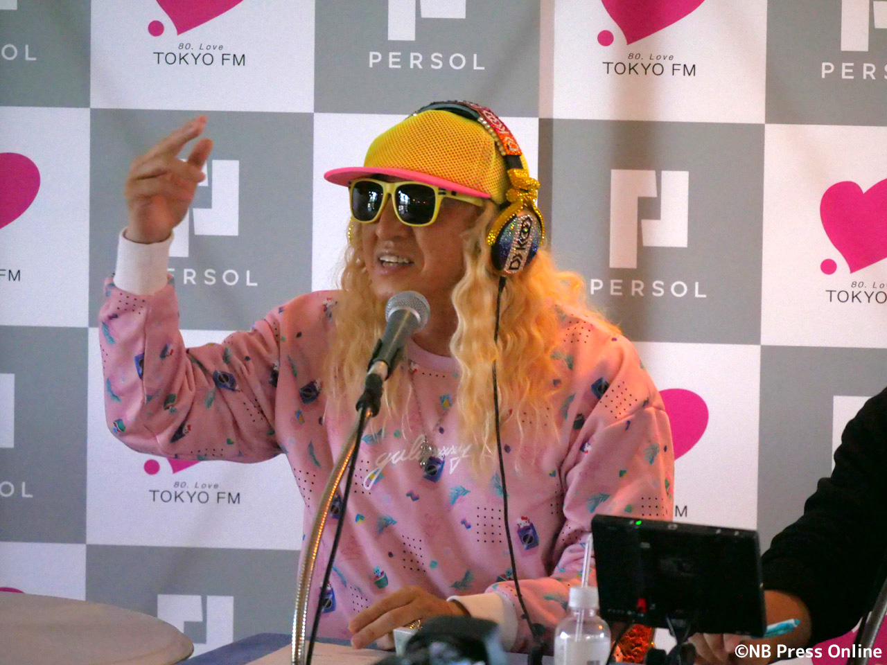 DJ Koo - パーソル presents 勤労感謝Fes!