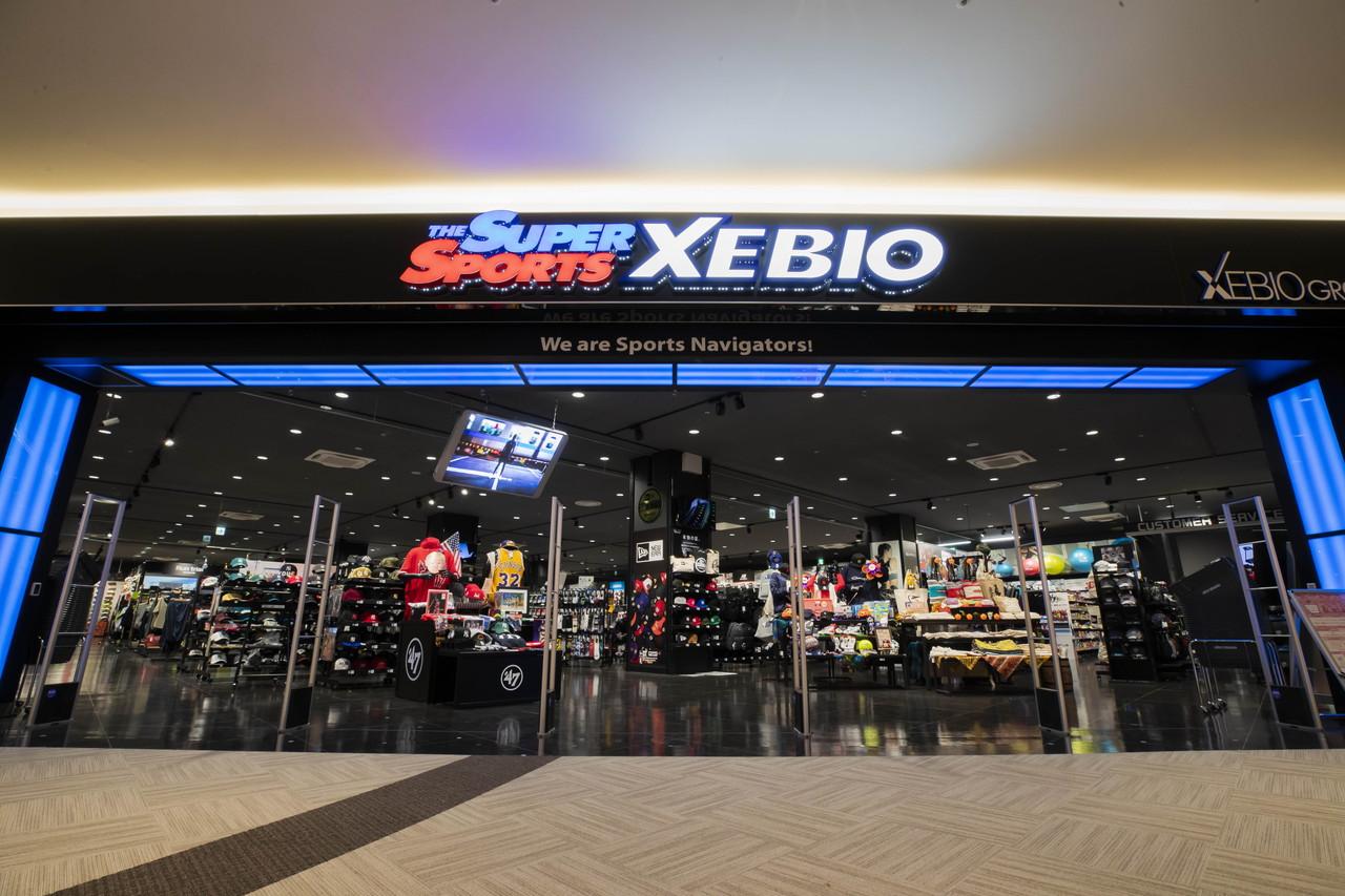 スーパースポーツゼビオ ダイバーシティ東京プラザ店