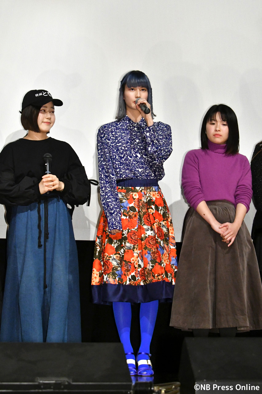 橋本愛 - 映画『21世紀の女の子』