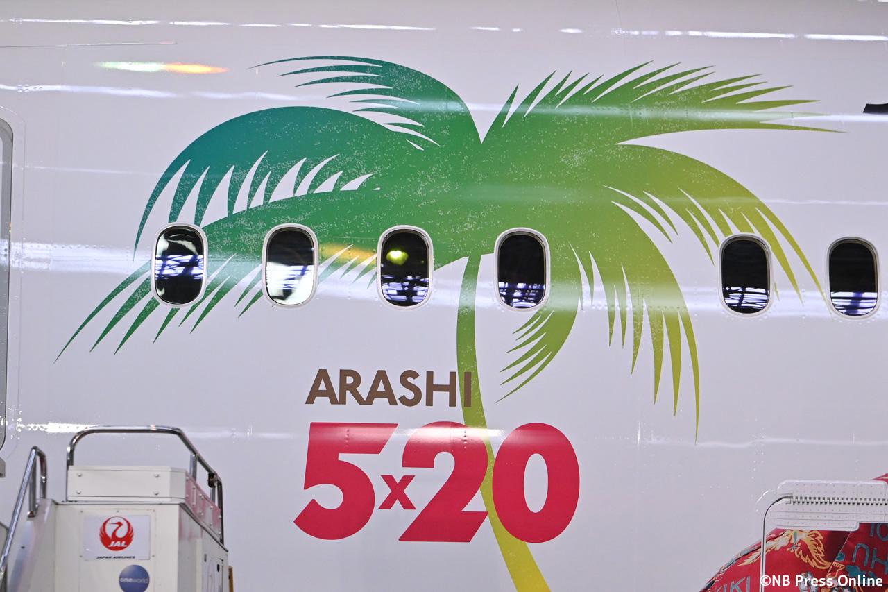ARASHI HAWAII JET