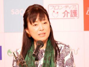 かたせ梨乃 - 第3回プラチナエイジ授賞