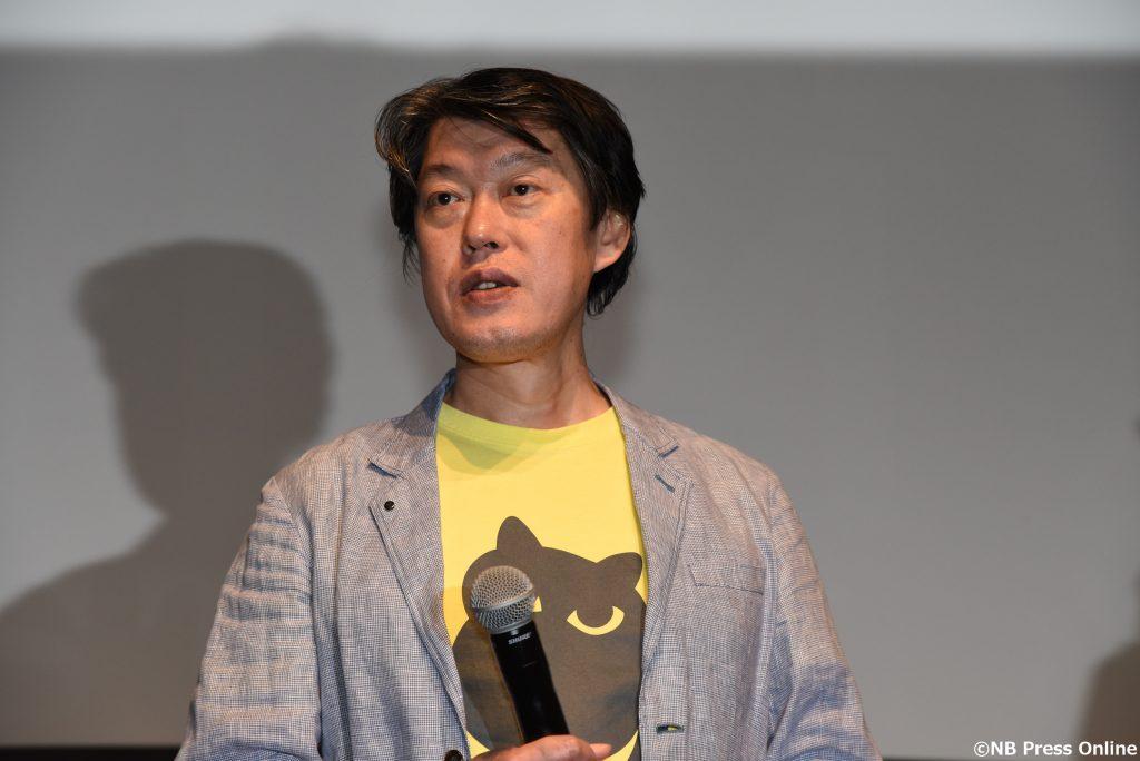 原恵一監督 - 第30回東京国際映画祭
