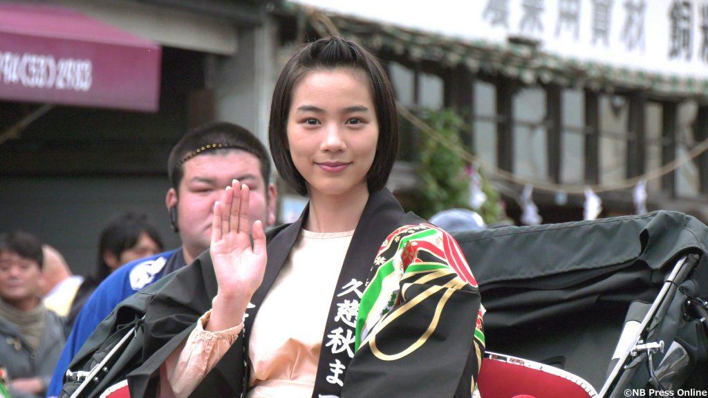 のん - 久慈秋まつり2017