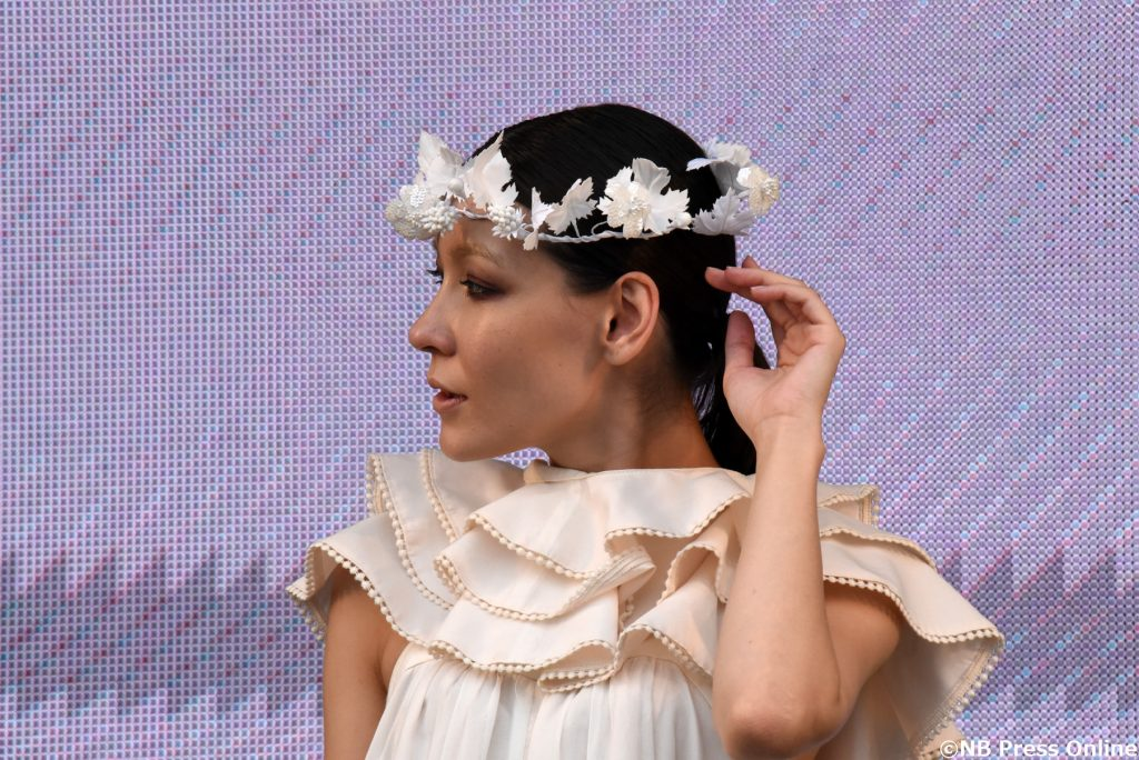 フェアトレード&エシカル・ファッションショー×原田さとみ - グローバルフェスタJAPAN 2017