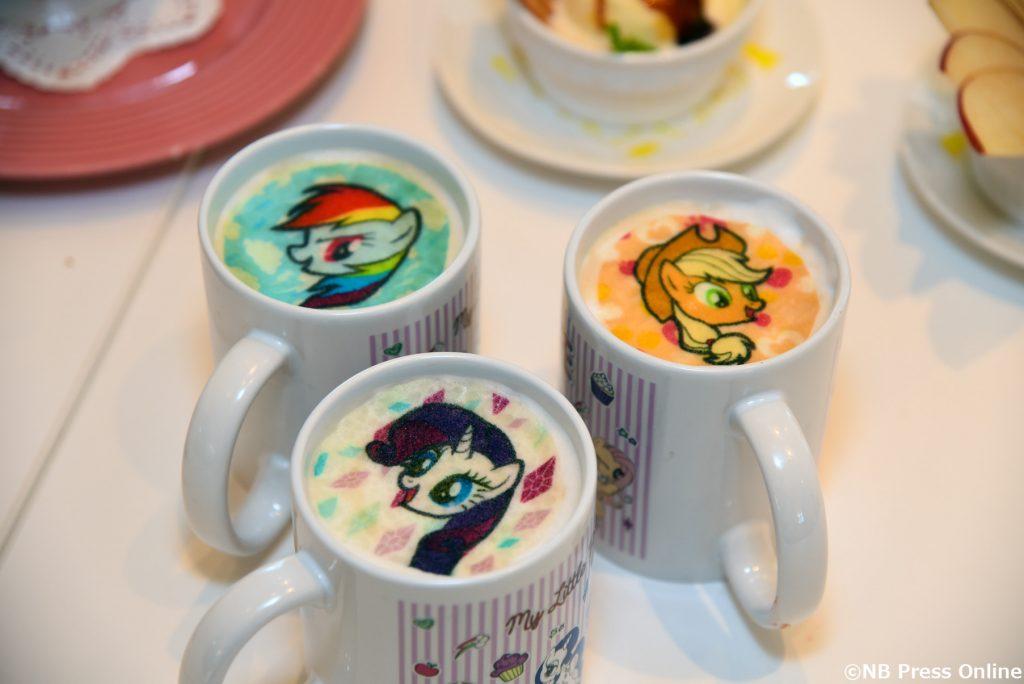 MY LITTLE PONY Pinkish Cafe マイリトルポニー ピンキッシュカフェ