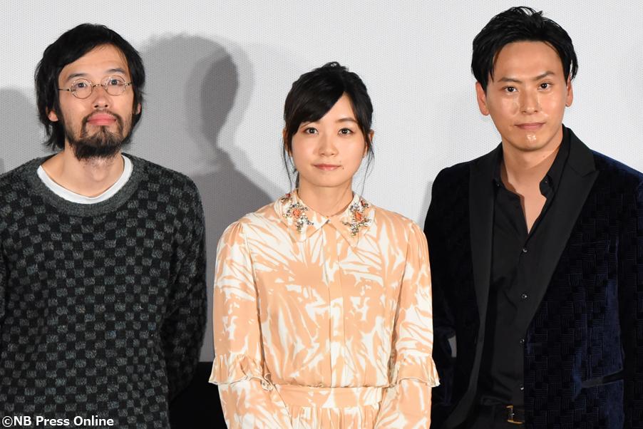 パンとバスと2度目のハツコイ - 東京国際映画祭ワールドプレミア上映舞台挨拶