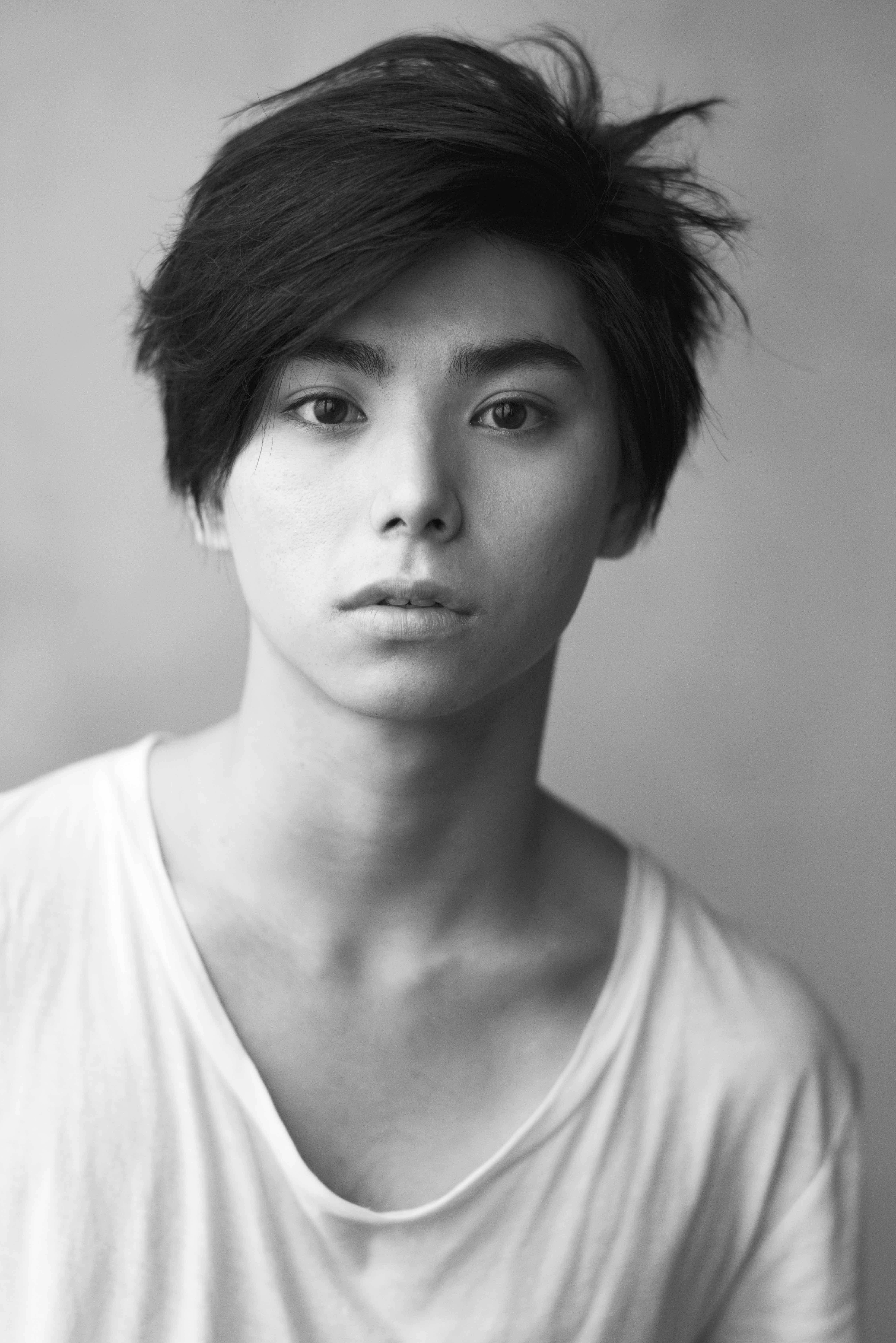 村上虹郎 - 舞台『密やかな結晶』