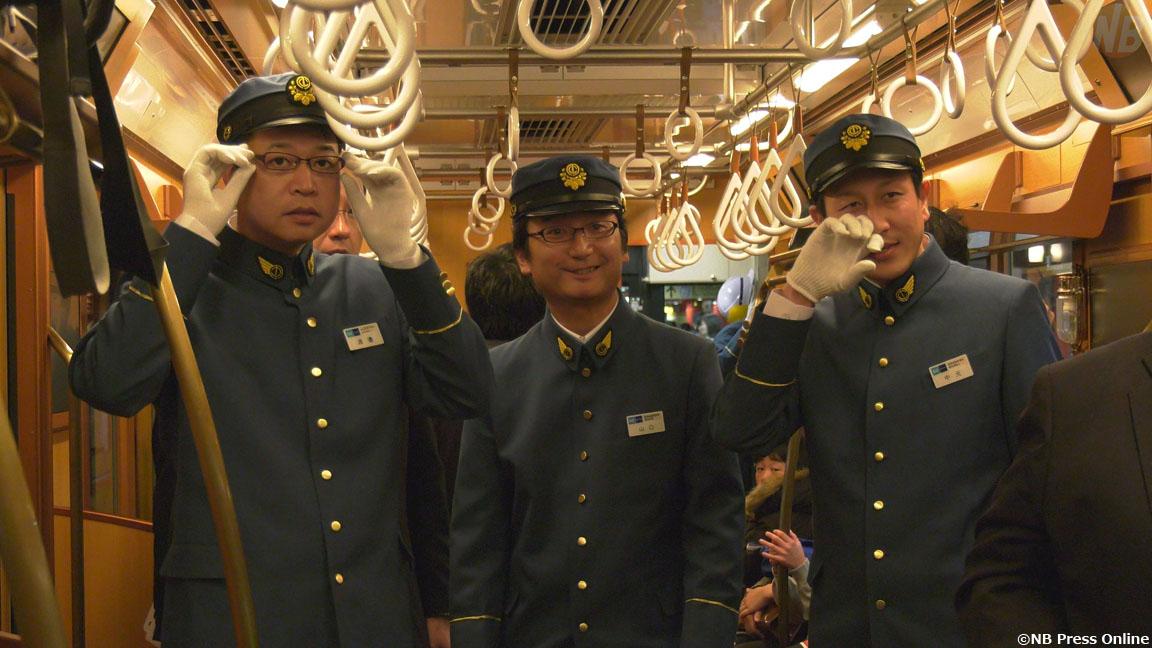 東京メトロ『銀座線タイムスリップ』の旅