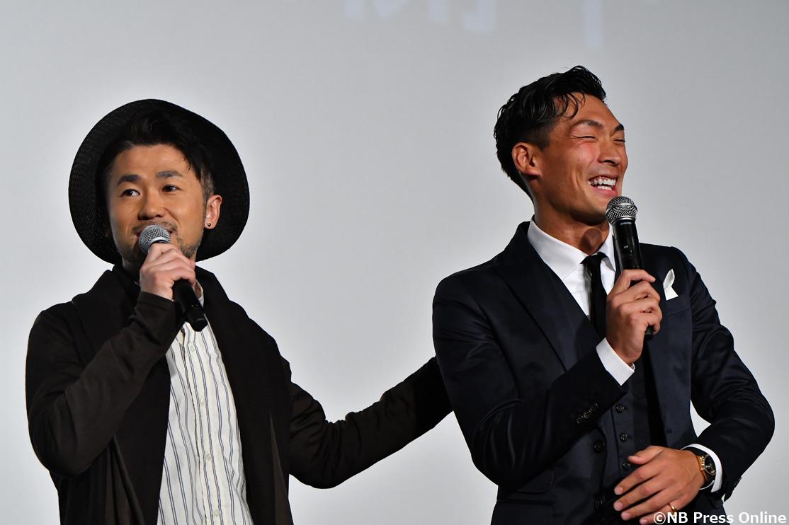 『ナオト・インティライミ冒険記 旅歌ダイアリー2』後編公開記念舞台挨拶