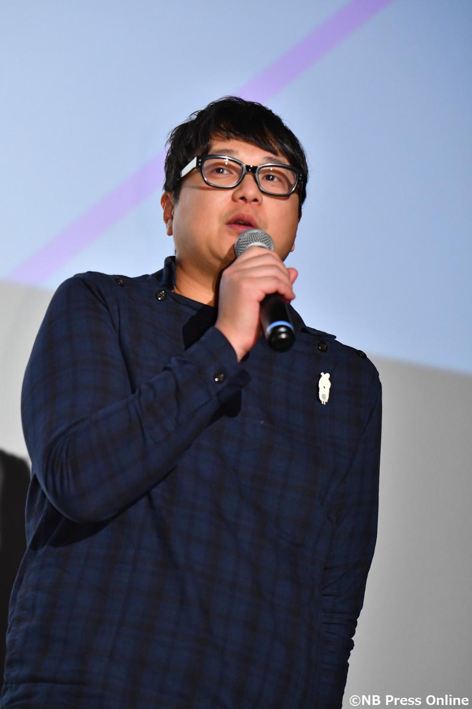寺内康太郎 監督 - 金沢シャッターガール
