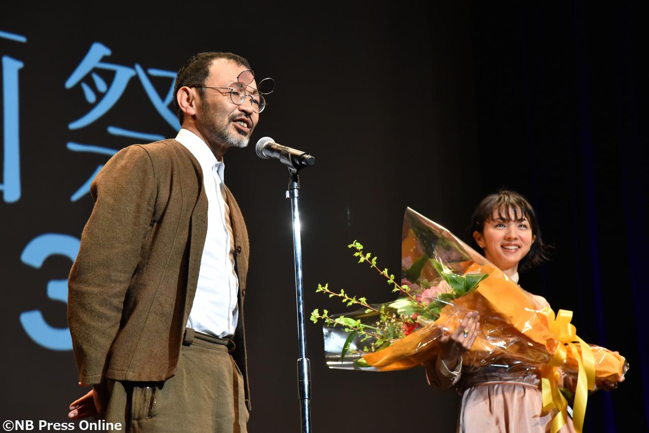 第32回高崎映画祭 授賞式