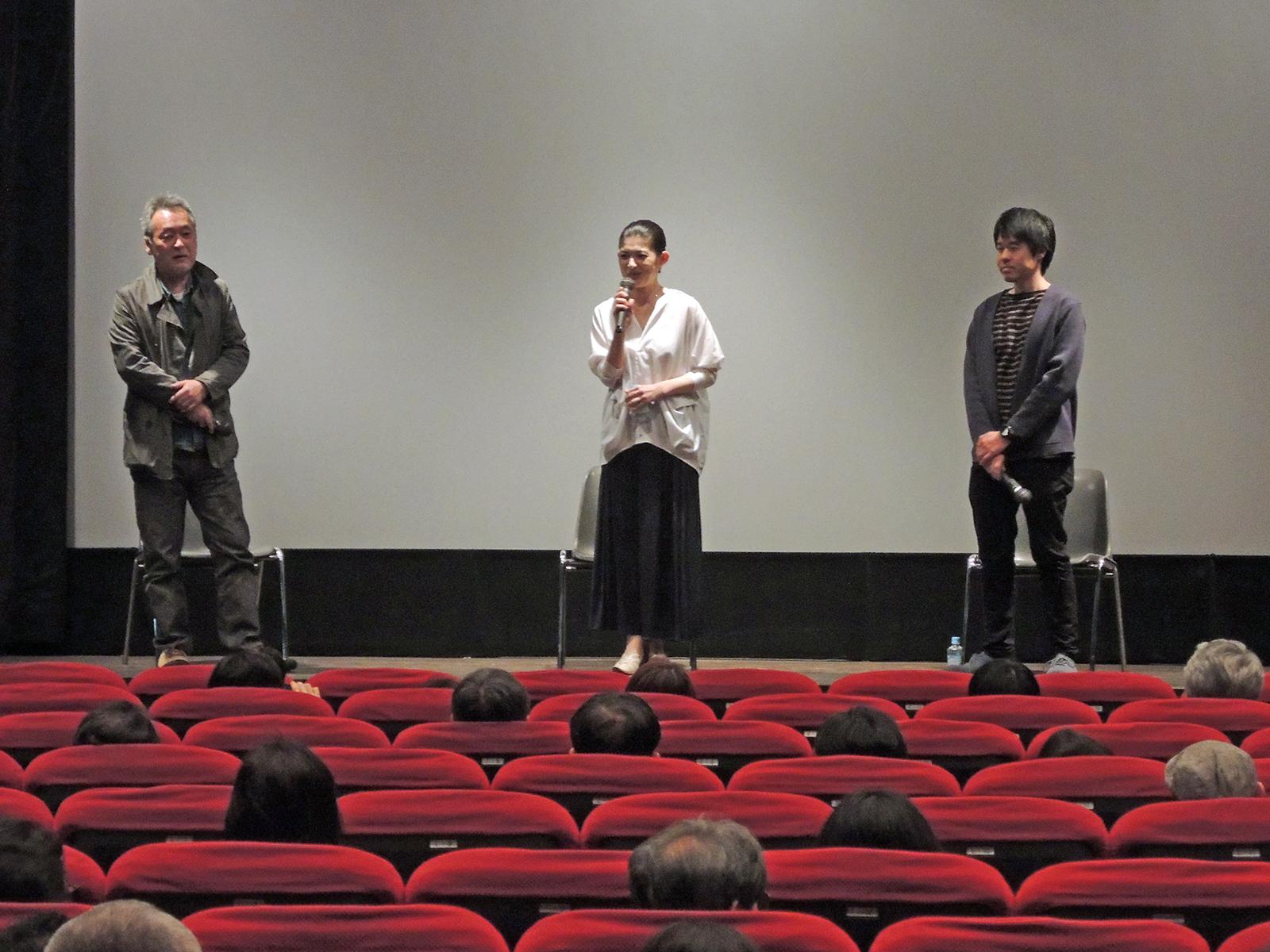 凱旋上映記念『金子雅和監督特集』トーク
