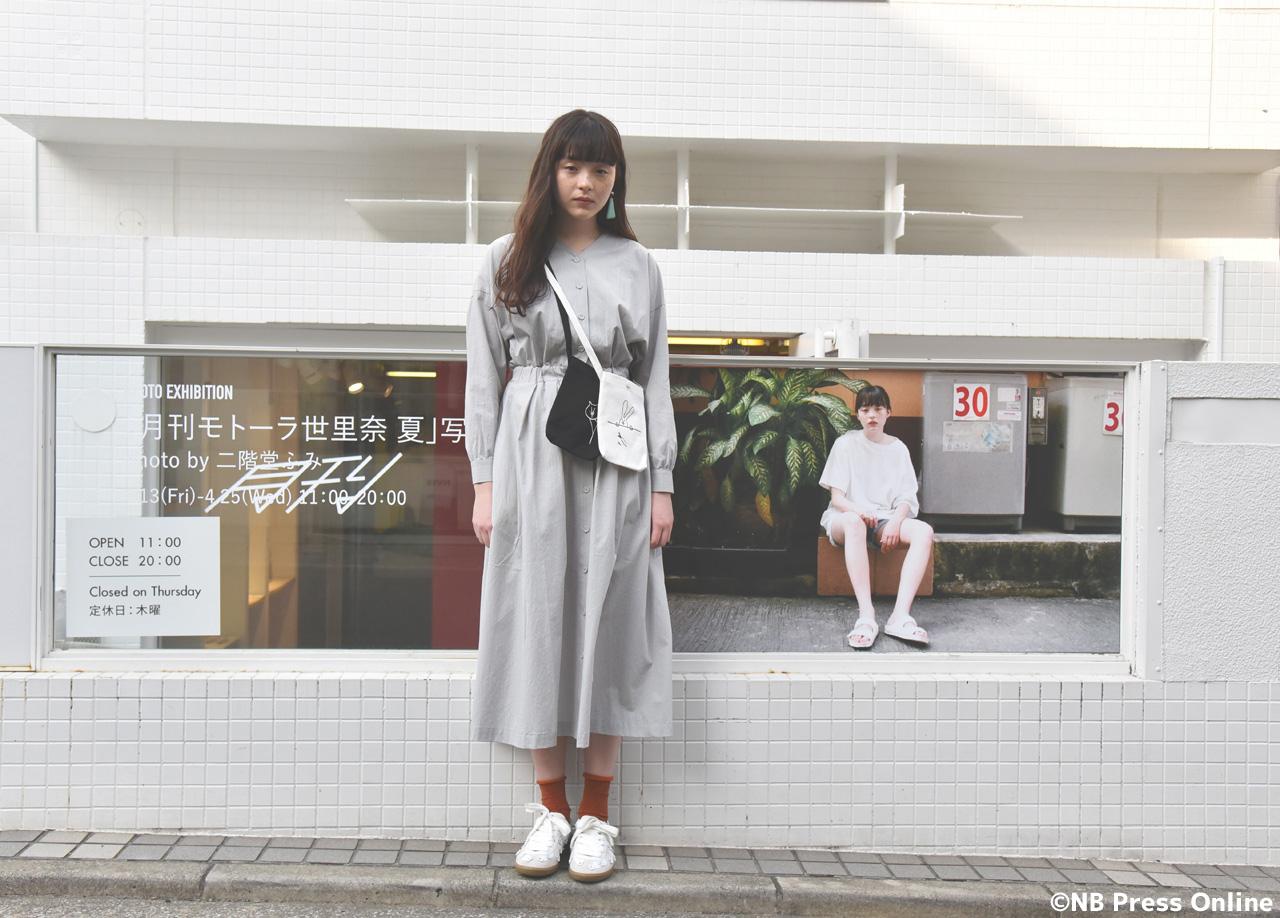 「月刊 モトーラ世理奈・夏 写真 二階堂ふみ」写真展