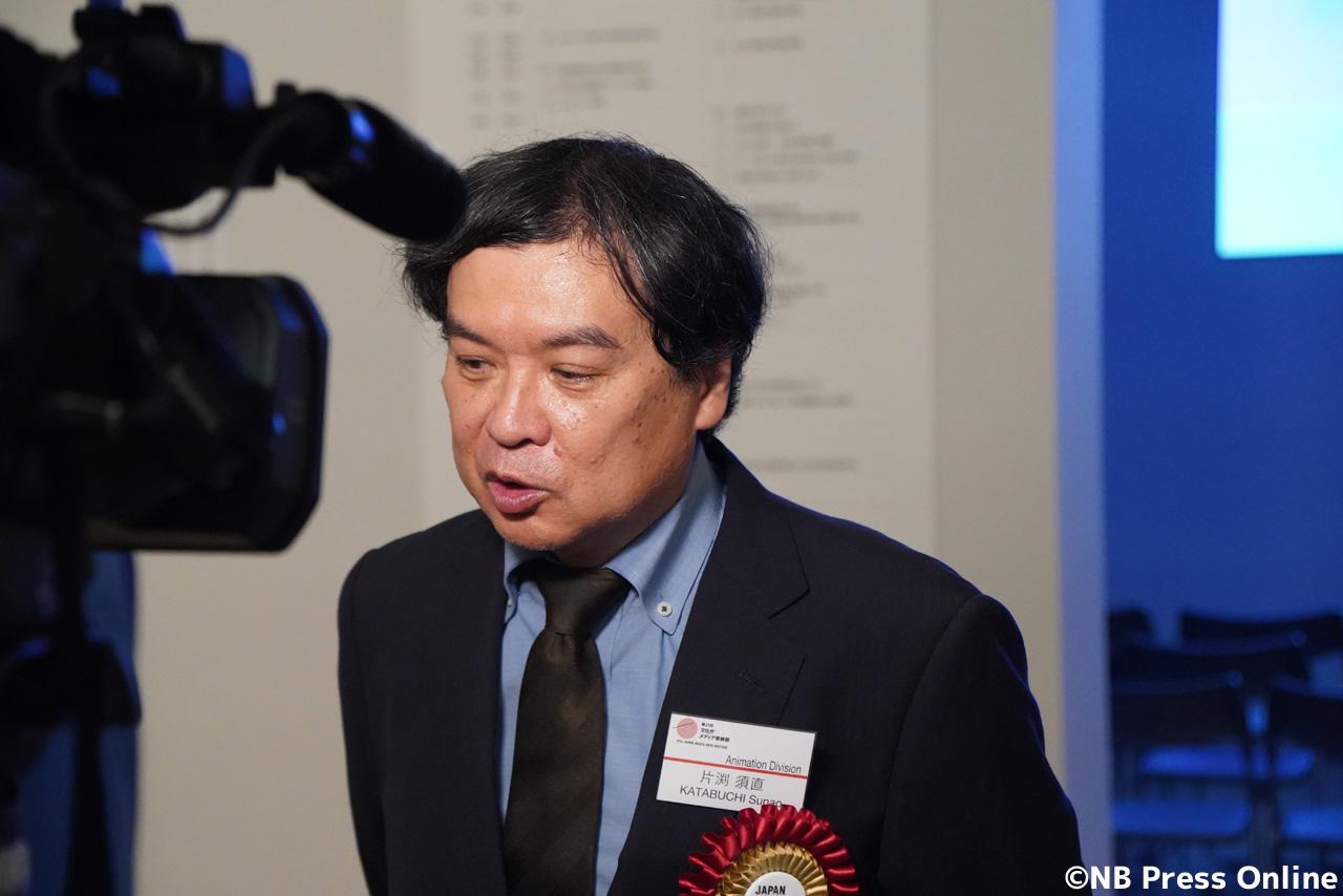 第21回文化庁メディア芸術祭受賞作品展報道関係者向け内覧会