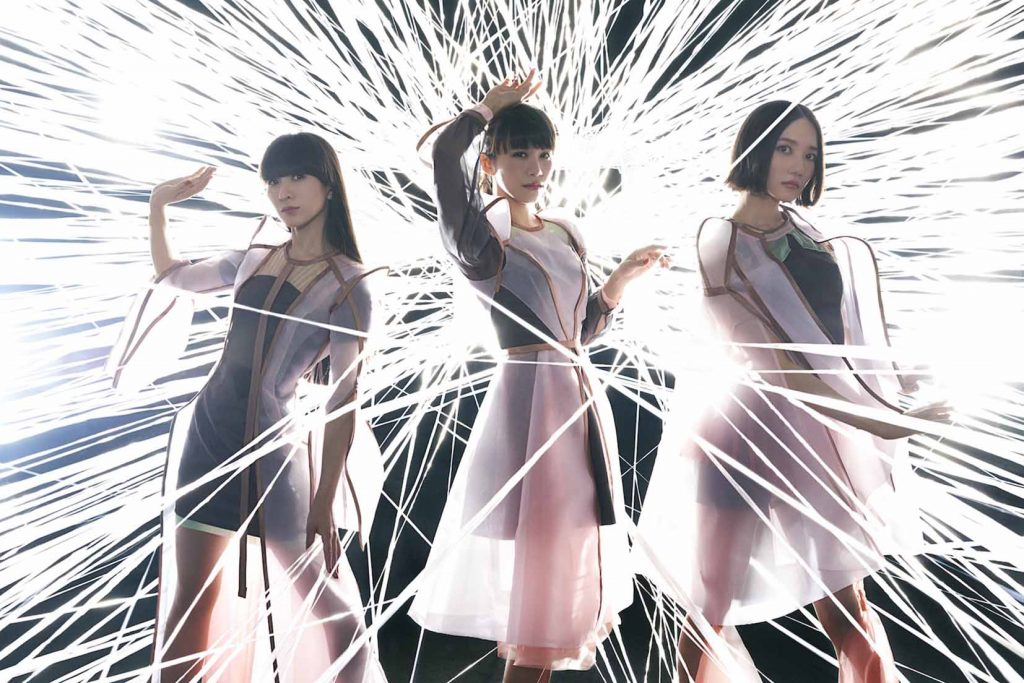 Perfume「FuturePop」SPECIAL
