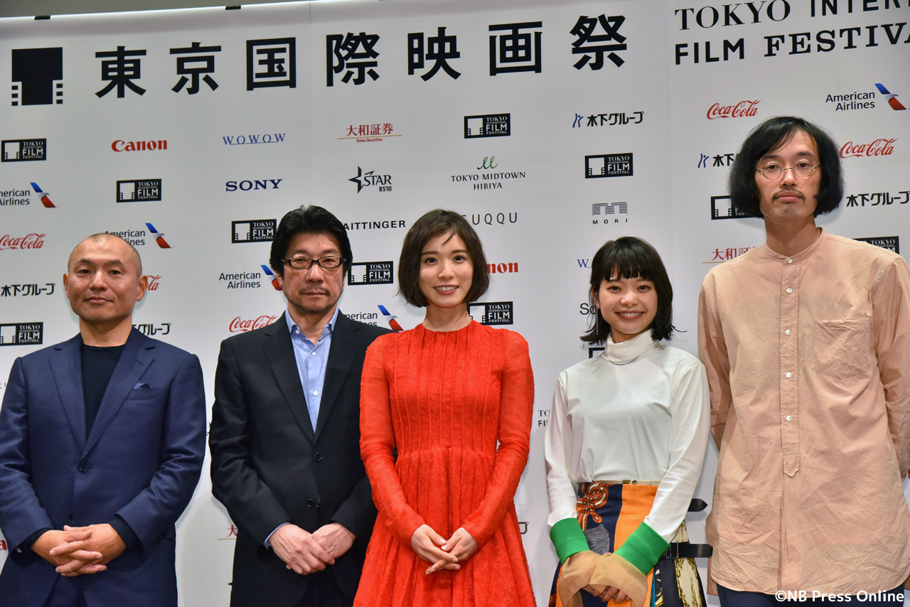 第31回東京国際映画祭 ラインナップ記者会見