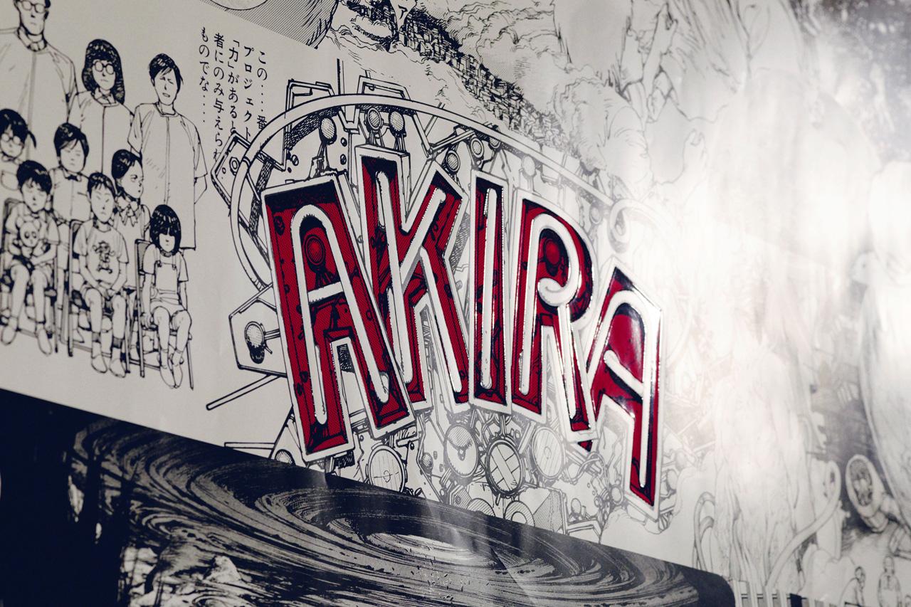 A.D.2019 AKIRA ART WALL CALENDAR