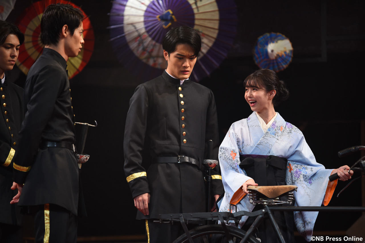 舞台「若様組まいる~若様とロマン~」
