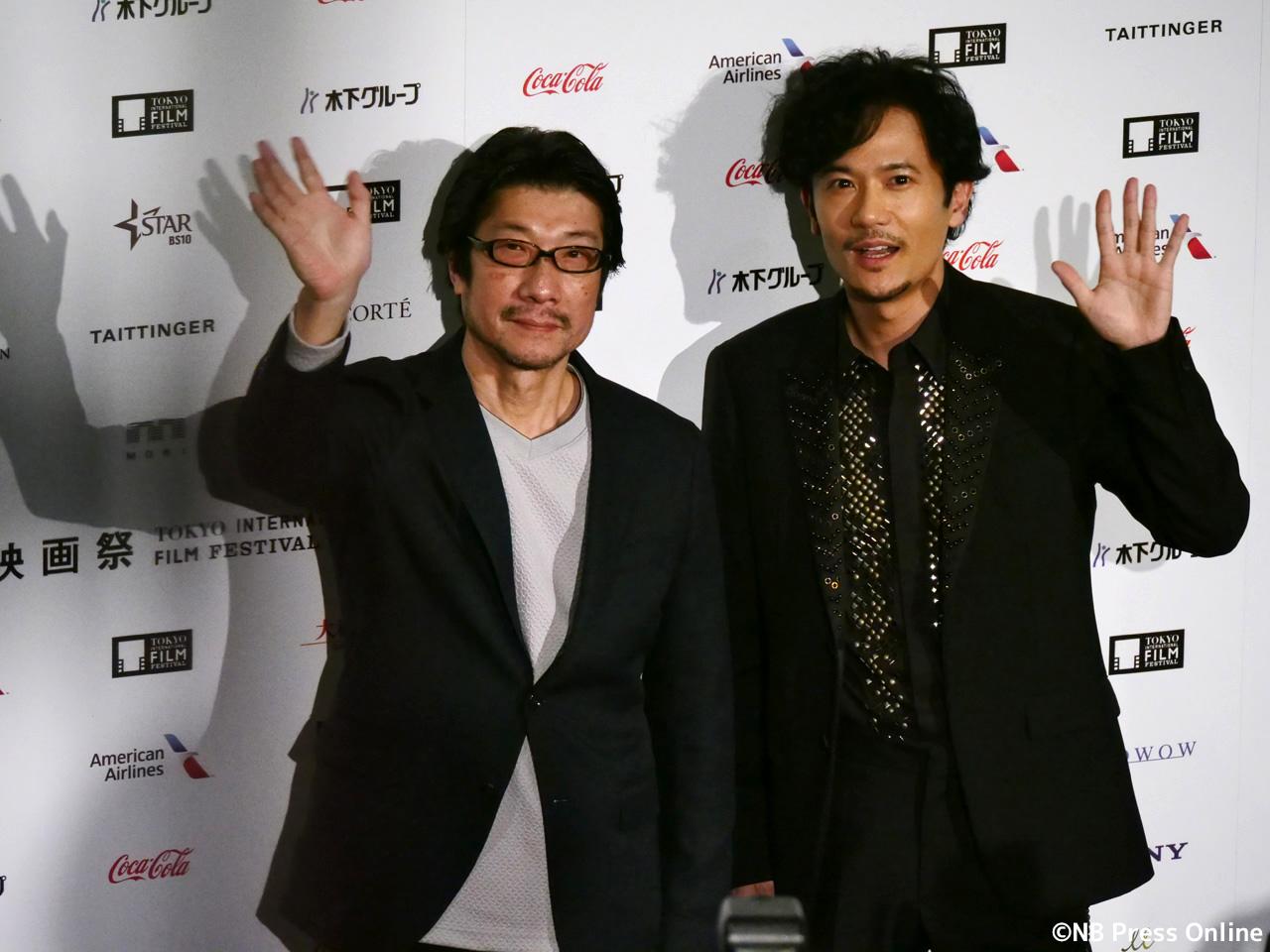 稲垣吾郎・阪本順治監督『半世界』