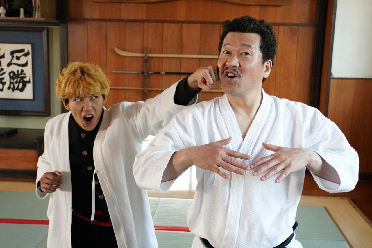 「今日から俺は!!」未公開シーン復活版
