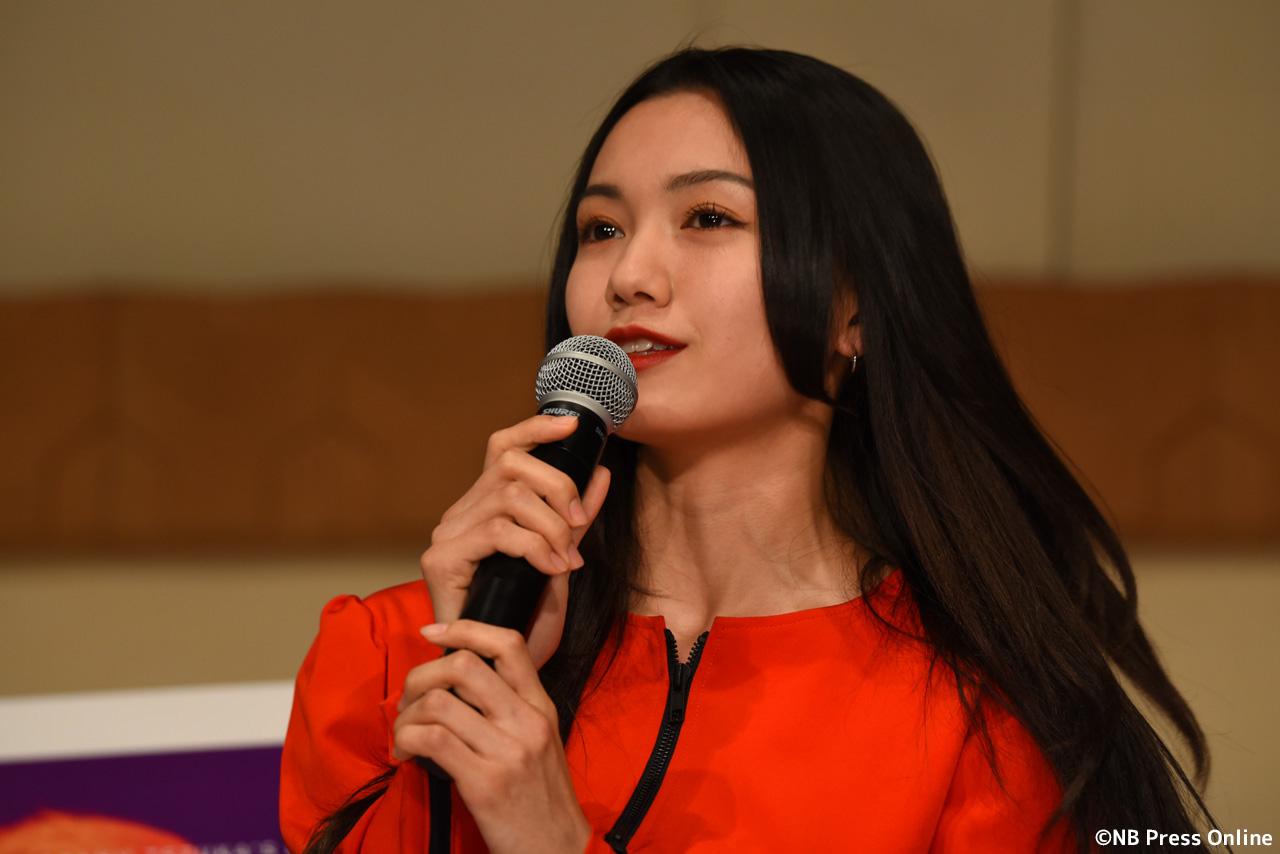 映画『ばるぼら』製作発表記者会見