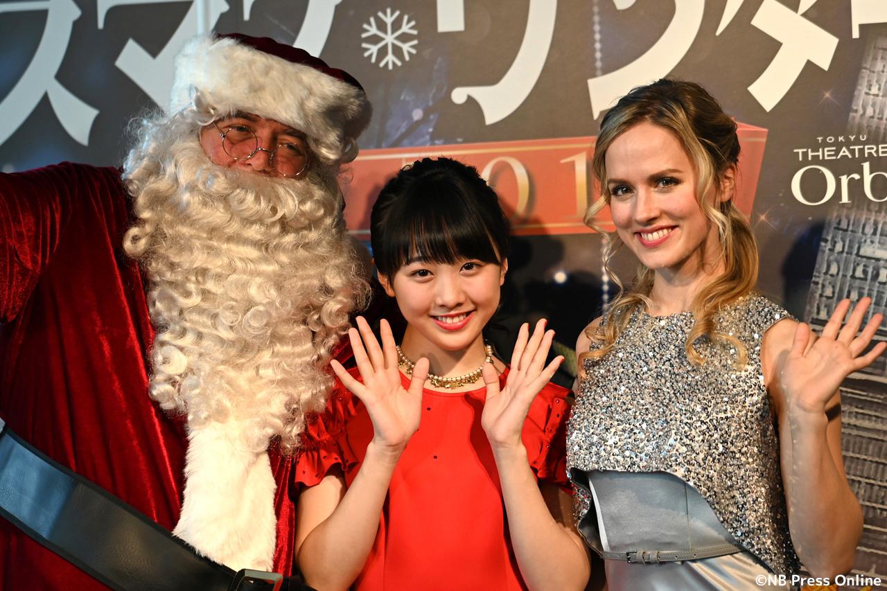 ブロードウェイ クリスマス・ワンダーランド 2018