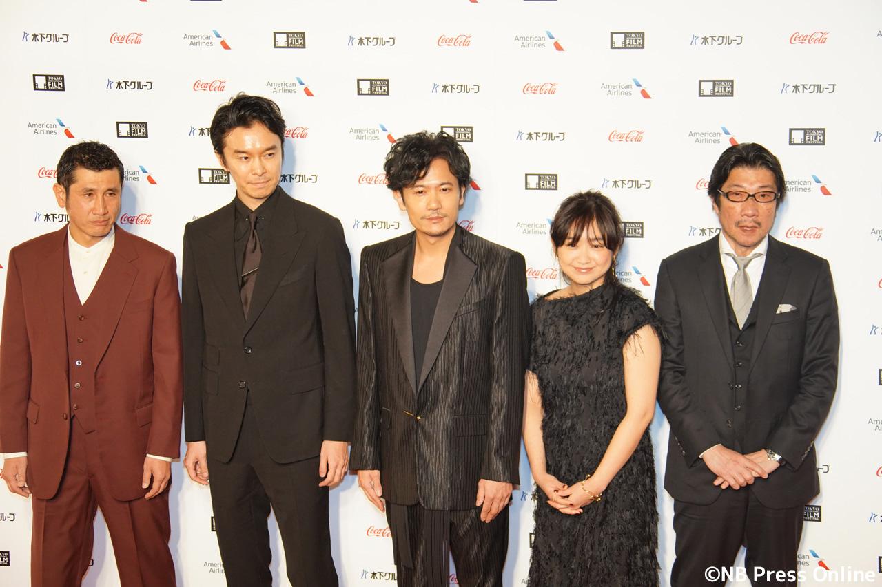 半世界-第31回東京国際映画祭