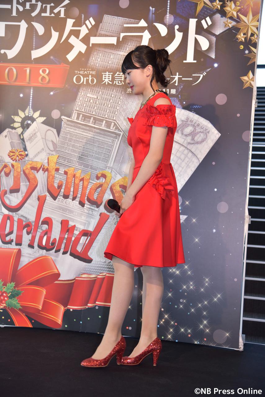 本田望結 - ブロードウェイ クリスマス・ワンダーランド 2018